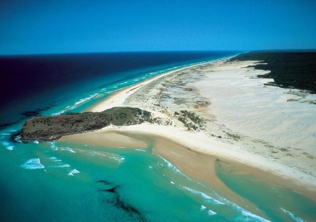 Excursion de 5 jours à la découverte de la Grande Barrière de Corail et de Fraser Island - Au départ de Brisbane image 2