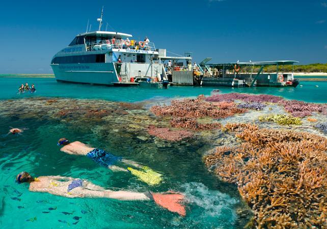 Excursion de 5 jours à la découverte de la Grande Barrière de Corail et de Fraser Island - Au départ de Brisbane image 14