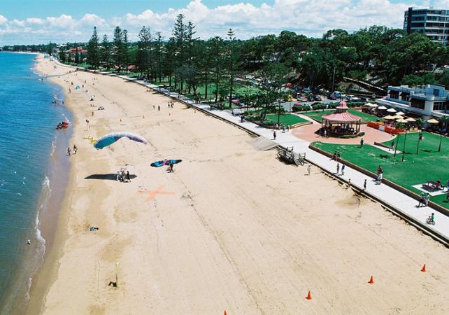 Saut en parachute à Brisbane image 3