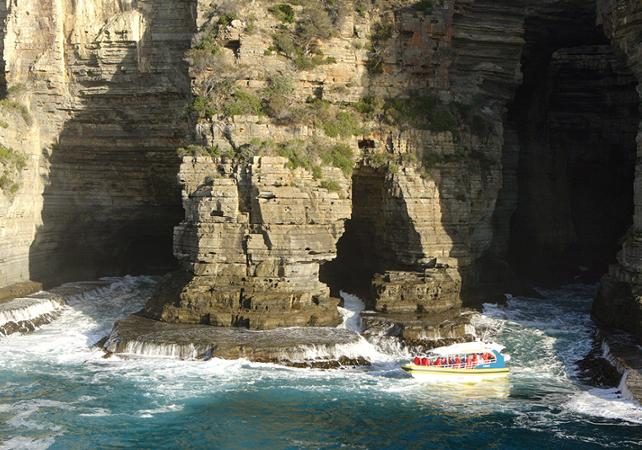 Croisière découverte le long du littoral tasmanien  – Au départ de Hobart image 3