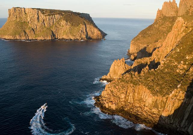 Croisière découverte le long du littoral tasmanien  – Au départ de Hobart image 2