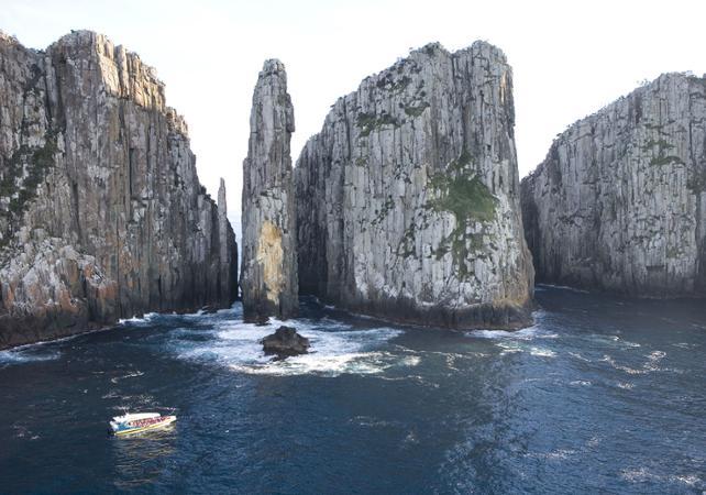 Croisière découverte le long des côtes tasmaniennes et visite guidée du site historique de Port Arthur – Au départ de Hobart image 2