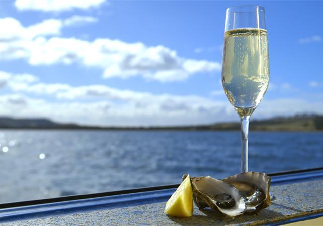 Croisière VIP en petit groupe autour de l'île Bruny : pêche et dégustation de produits de la mer – Au départ de Hobart image 5