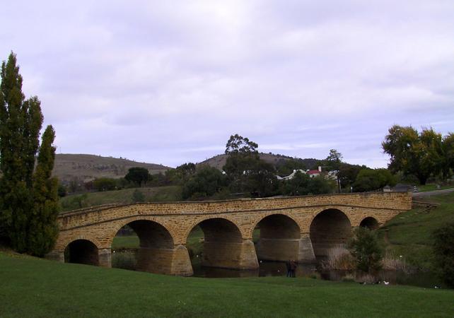Découverte de Hobart et ses alentours : centre-ville, Mont Wellington, Richmond, Bonorong Center et jardin botanique image 5
