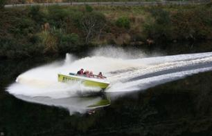 Huon River Speedboat Tour in Tasmania
