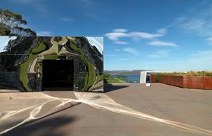 Tour of the MONA (Museum of Old and New Art) in Hobart – Transport and lunch included
