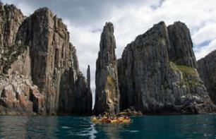 Discover the Tasman Peninsula by Kayak – Departing from Hobart