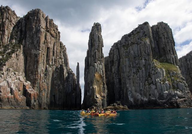 Excursion en kayak à la découverte de la presqu'île Tasman – Au départ de Hobart image 1
