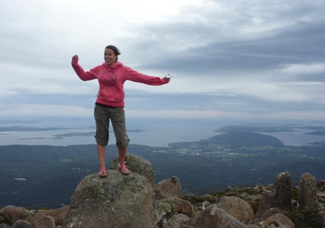 Excursion autour de Hobart : Mont Field, chutes Russell, diables de Tasmanie et Mont Wellington – Au départ de Hobart image 2