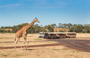Tickets for Werribee Open Range Zoo – Safari Park 30 minutes from Melbourne