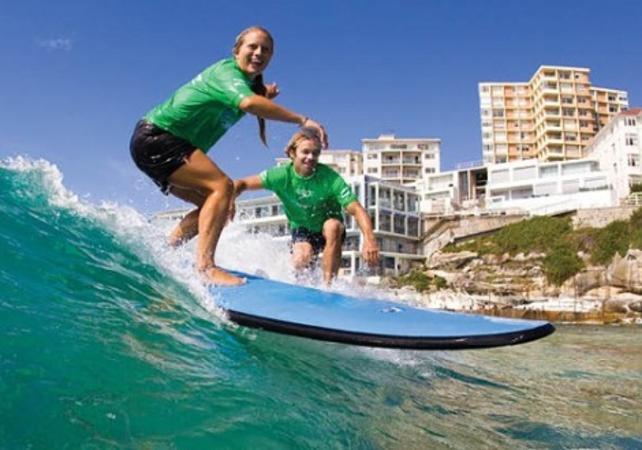Leçon de surfà Bondi Beach, la plus célèbre plage de Sydney - Pour débutants image 2
