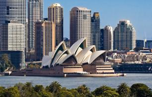 Guided tour of Sydney Opera House - In French or English