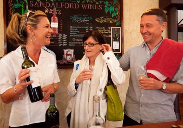 Croisière œnologique et culinaire dans la Vallée de Swan – Au départ de Perth image 3