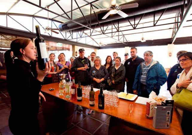 Croisière œnologique et culinaire dans la Vallée de Swan – Au départ de Perth image 4