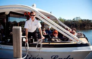 Lunch Cruise on the Swan River – Departing from Perth