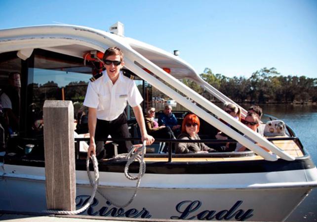 Déjeuner croisière sur le fleuve Swan – Au départ de Perth image 1