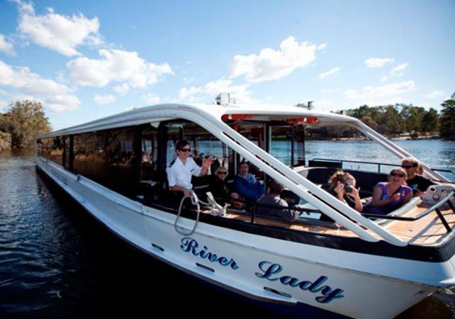 Déjeuner croisière sur le fleuve Swan – Au départ de Perth image 2