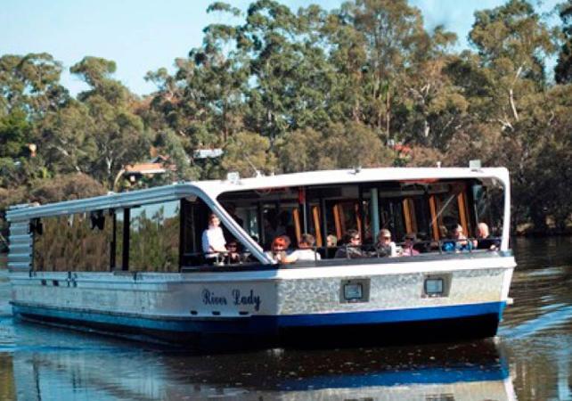 Déjeuner croisière sur le fleuve Swan – Au départ de Perth image 3