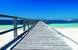 Discover Rottnest Island by Bike and Introductory Guided Tour – Optional Lunch