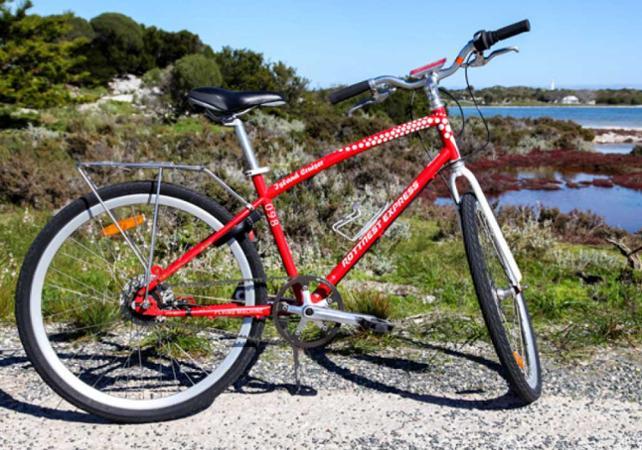 Découverte de Rottnest Island en vélo et visite guidée d'introduction – Déjeuner en option image 4