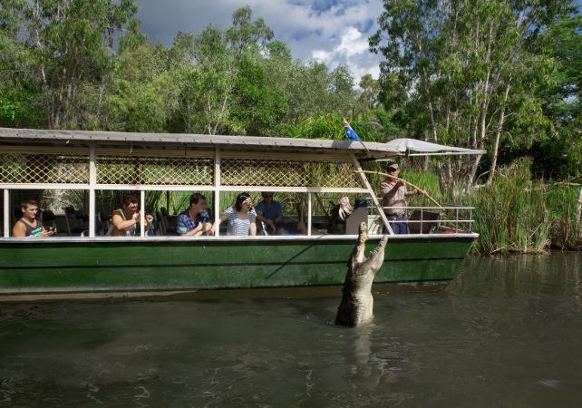 Visite de la ferme aux crocodiles Hartley – Au départ de Cairns image 2