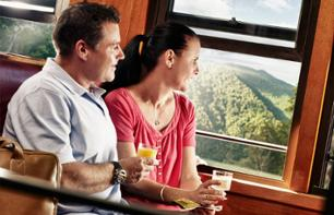 Ticket for the Kuranda Scenic Railway – One-way ticket departing from Cairns
