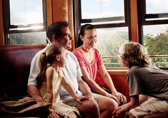 Billet pour le train panoramique de Kuranda – Trajet aller simple au départ de Cairns image 6