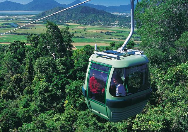 Excursion d'une journée à Kuranda : téléphérique, train panoramique & parc culturel aborigène – Au départ de Cairns image 10