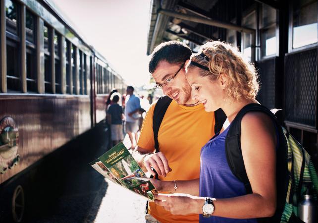 Téléphérique Skyrail et train panoramique de Kuranda – Au départ de Cairns image 1