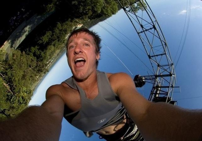 Package adrénaline : sauts à l'élastique illimités et tyrolienne géante à Cairns image 2