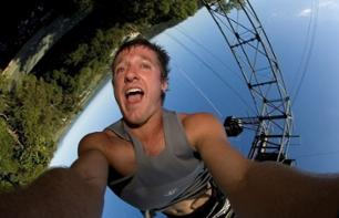 Bungee Jumping in the Rainforest in Cairns