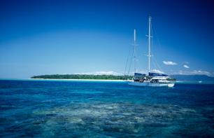 Cruise on a Sailboat & Snorkelling at Green Island on the Great Barrier Reef – Departing from Cairns
