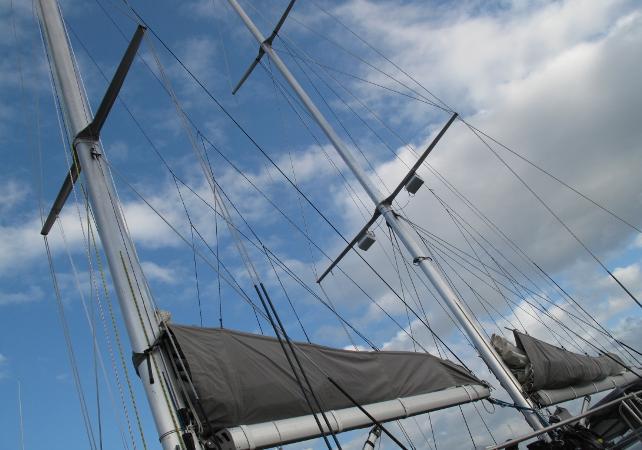 Croisière en voilier & plongée avec masque et tuba à Green Island sur la Grande Barrière de Corail – Au départ de Cairns image 6