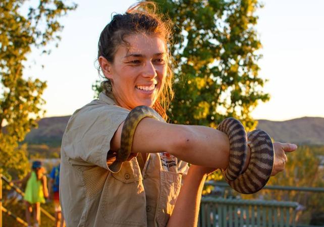 Ticket d'entrée au Alice Springs Desert Park image 3