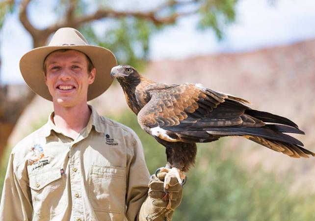 Ticket d'entrée au Alice Springs Desert Park image 1