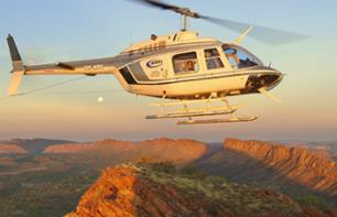 Helicopter Flight over Mount Gillen (20 or 35 mins) – Departing from Alice Springs