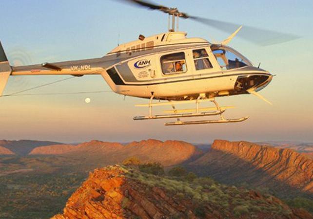 Survol du Mont Gillen en hélicoptère pendant 20 ou 35 minutes - Au départ d'Alice Springs image 1