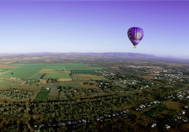 Survol en montgolfière de la Cordillère australienne – Au départ de Cairns image 2
