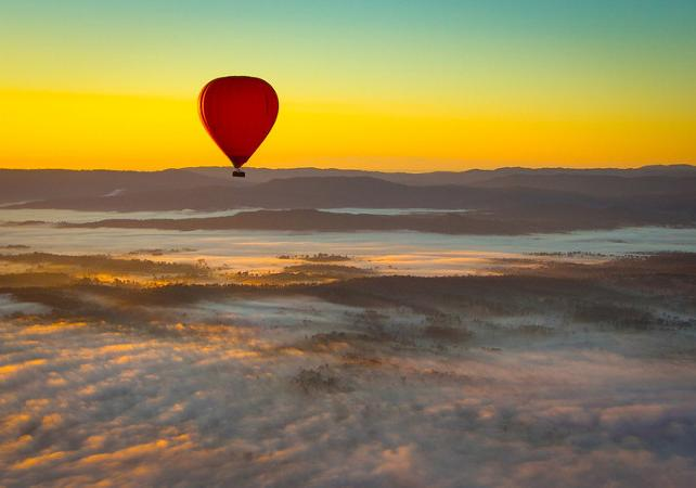 Survol en montgolfière de la Cordillère australienne – Au départ de Cairns image 4