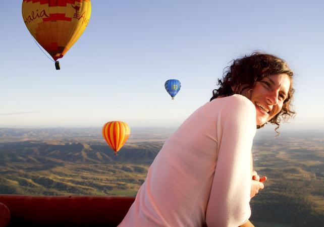 Survol en montgolfière de la Cordillère australienne – Au départ de Cairns image 1