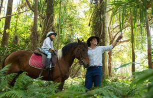 Horse Riding in the Heart of the Queensland Bush – Departing from Cairns