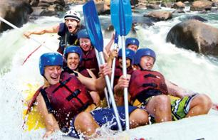 Rafting down the Tully River – Day-trip departing from Cairns