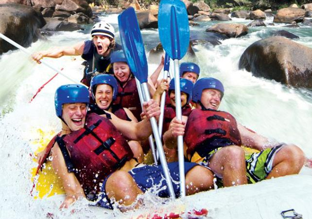 Descente en rafting de la Tully River – Une journée au départ de Cairns image 1