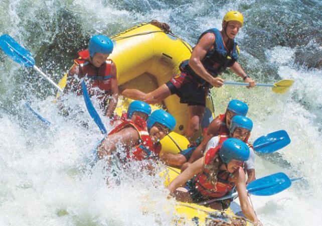 Descente en rafting de la Tully River – Une journée au départ de Cairns image 3