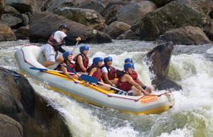 Rafting down the Barron River – Half a day departing from Cairns