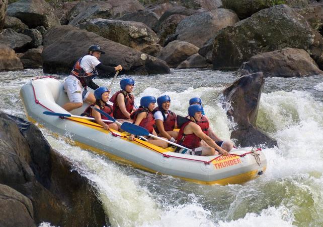 Descente en rafting de la Barron River – une demi-journée au départ de Cairns image 1