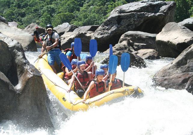 Descente en rafting de la Barron River – une demi-journée au départ de Cairns image 2