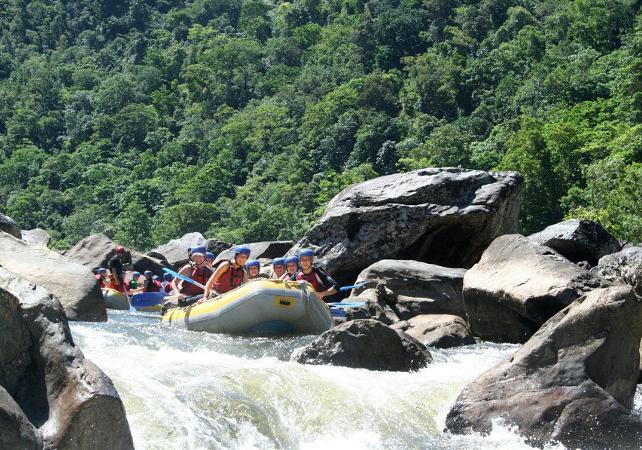 Descente en rafting de la Barron River – une demi-journée au départ de Cairns image 3