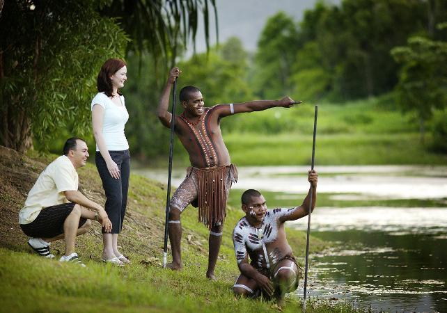 Visite du parc culturel aborigène Tjapukai – Au départ de Cairns image 2