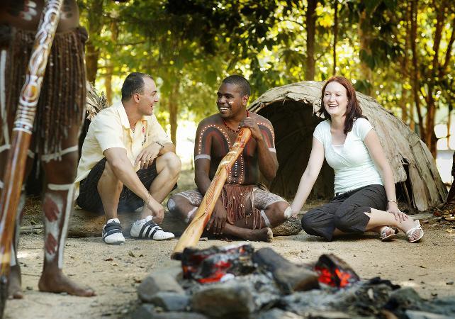 Visite du parc culturel aborigène Tjapukai – Au départ de Cairns image 10